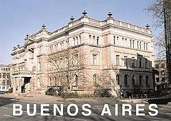 """AK """"BUENOS AIRES""""  No.27"""