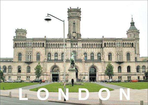 """Druck - Motiv """"LONDON"""""""