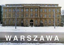 """AK """"WARSZAWA""""  No.74"""