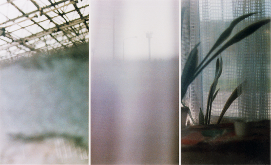 Niemandszeit No.13 Triptychon