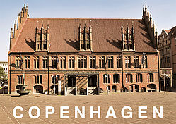 """AK """"COPENHAGEN""""  No.25"""
