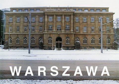 """WARSZAWA"""