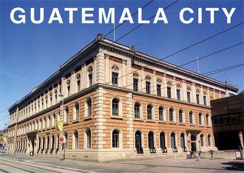 """""""GUATEMALA CITY"""""""