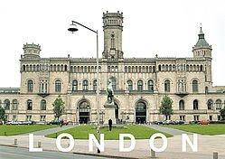 """AK """"LONDON""""  No.7"""