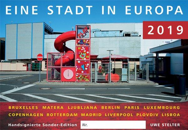 EINE STADT 2019 – Jahreskalender