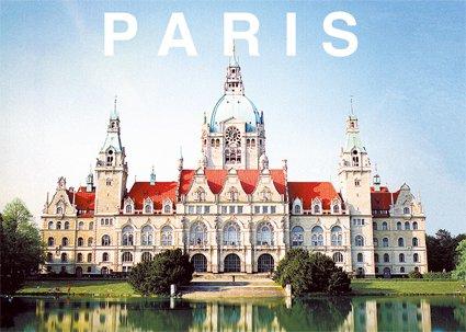"Original Fotoabzug ""PARIS"" No.1"