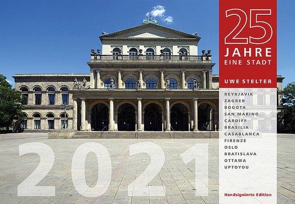 EINE STADT 2021 – Jahreskalender AUSVERKAUFT