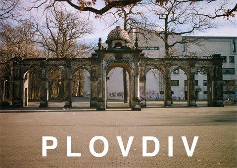 """""""PLOVDIV"""""""